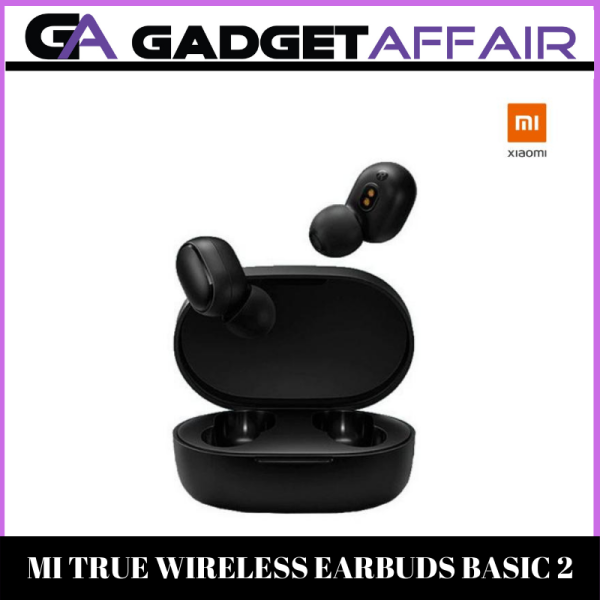 Xiaomi Ture Wireless Earbuds Basic 2 (Local Set) Singapore