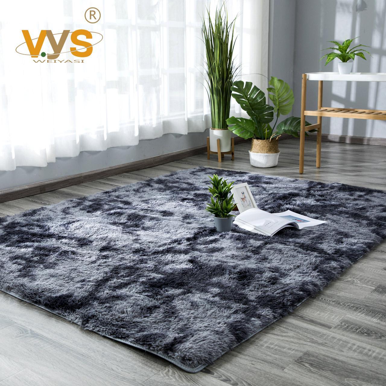 Living Room Rug Northern Europe Modern Minimalist Sofa Table Carpet American Geometry fang zhang Nap Bedside Bedroom Big Rug