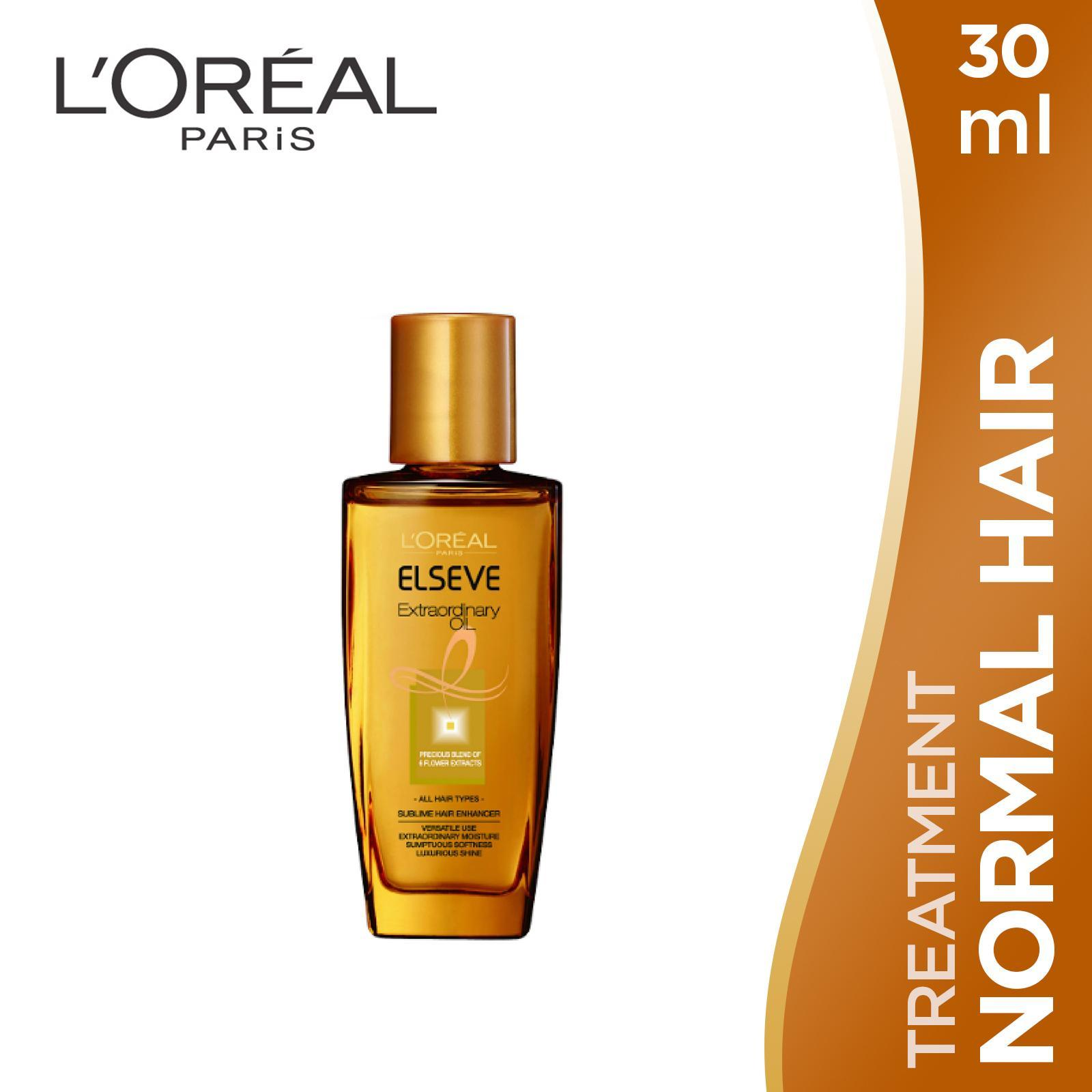 L'Oreal Hair Care Elseve Extraordinary Oil Gold, 30ml