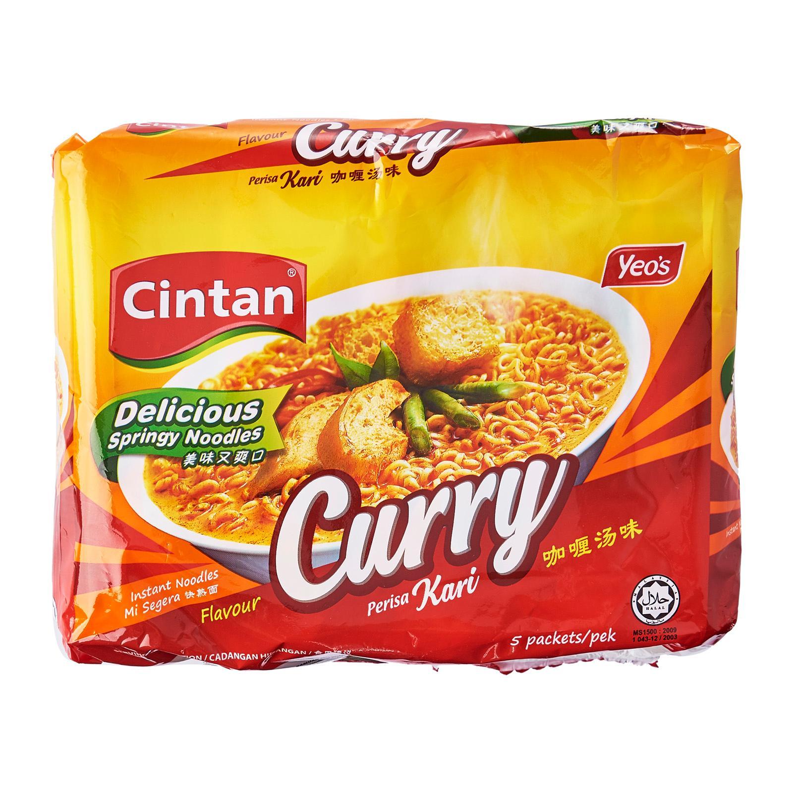 Cintan Noodles Curry
