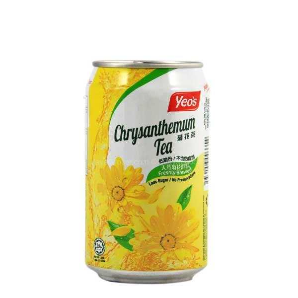 Yeos Chrysanthemum Tea (300ml X 24 Cans) By Gulpgulp.
