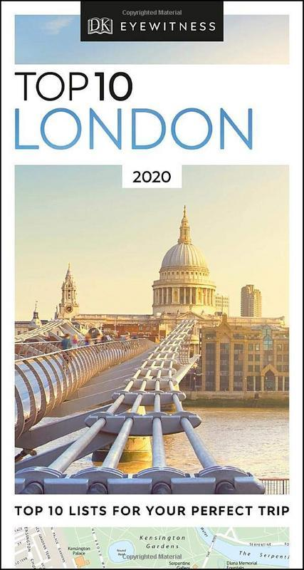 Top 10 London (Pocket Travel Guide) by DK