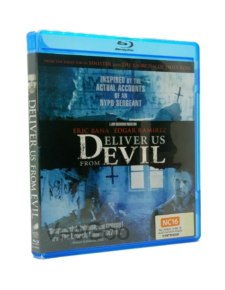 DELIVER US FROM EVIL BD (NC16/RA)