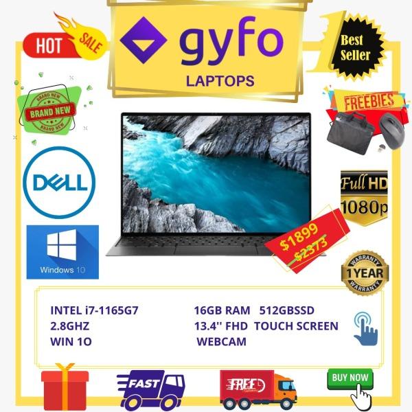 DELL XPS 9310 / INTEL i7-1165G7 / 16GB RAM / 512GB SSD / 13.4 FHD / 1 YEAR DELL WARRANTY