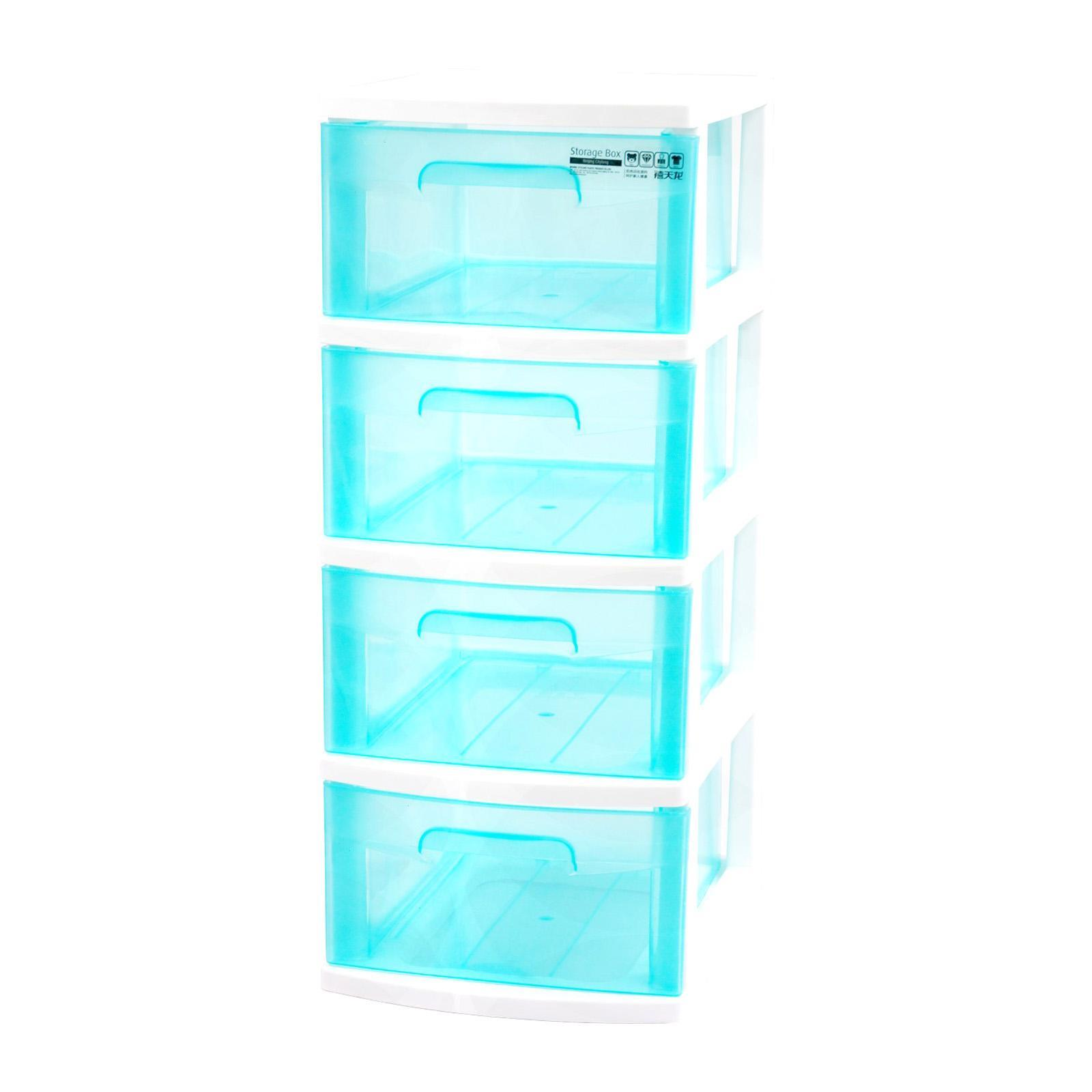 CITYLIFE 4 Tier Compact Cabinet