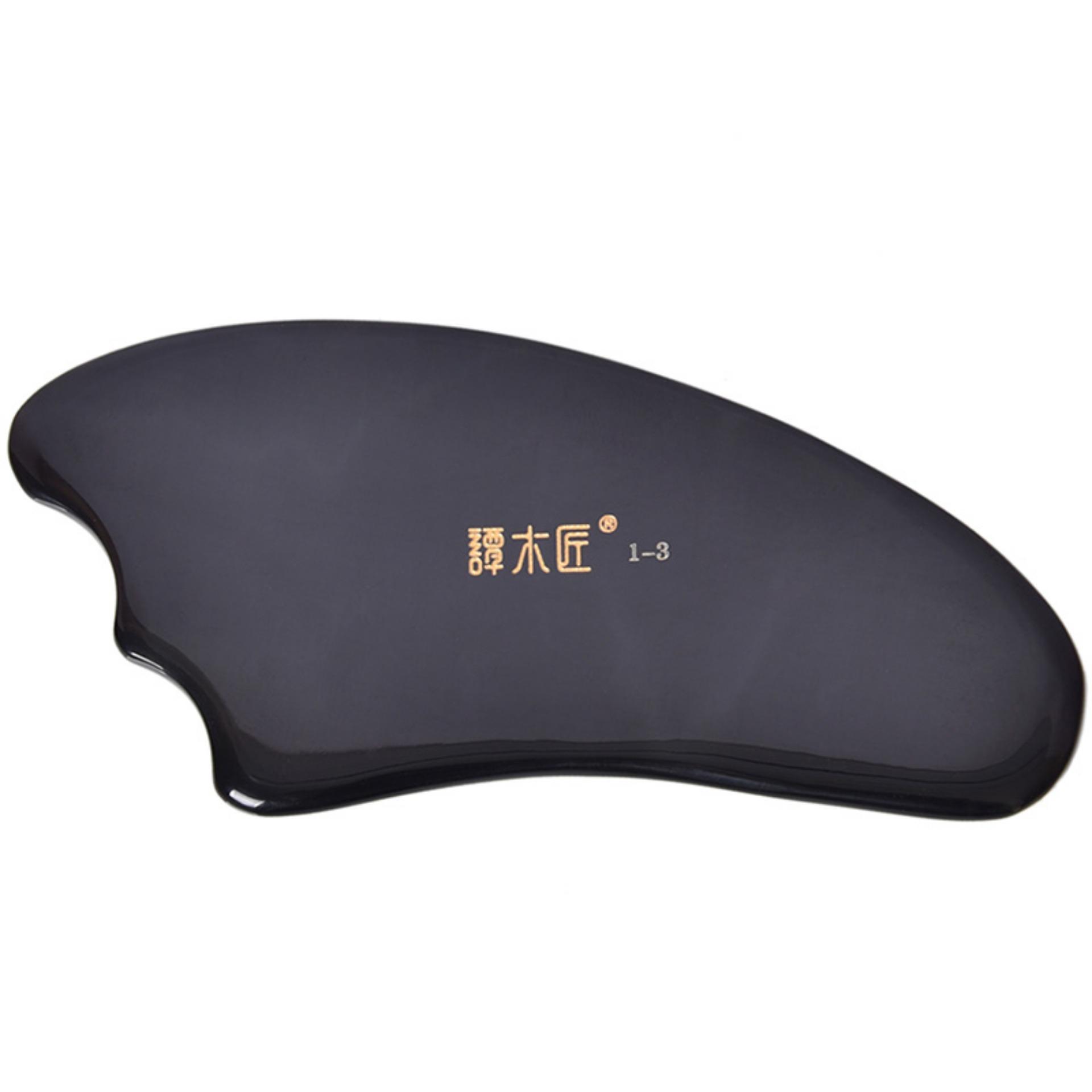 Natural Buffalo Horn Skin Facial Care Treatment Guasha Scraping Tool Massage Spa By Tanmujiang.