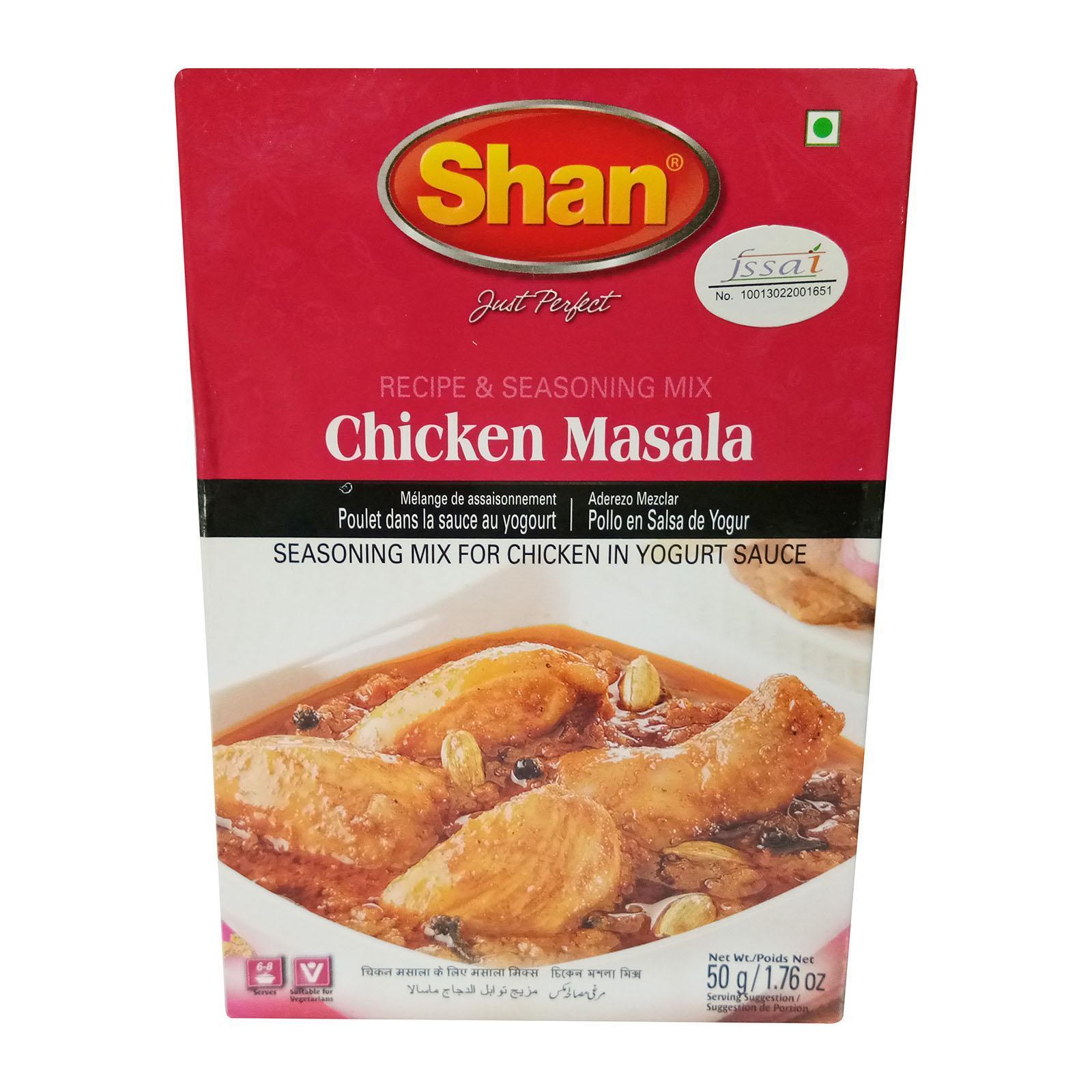 Shan Chicken Masala - By Dashmesh