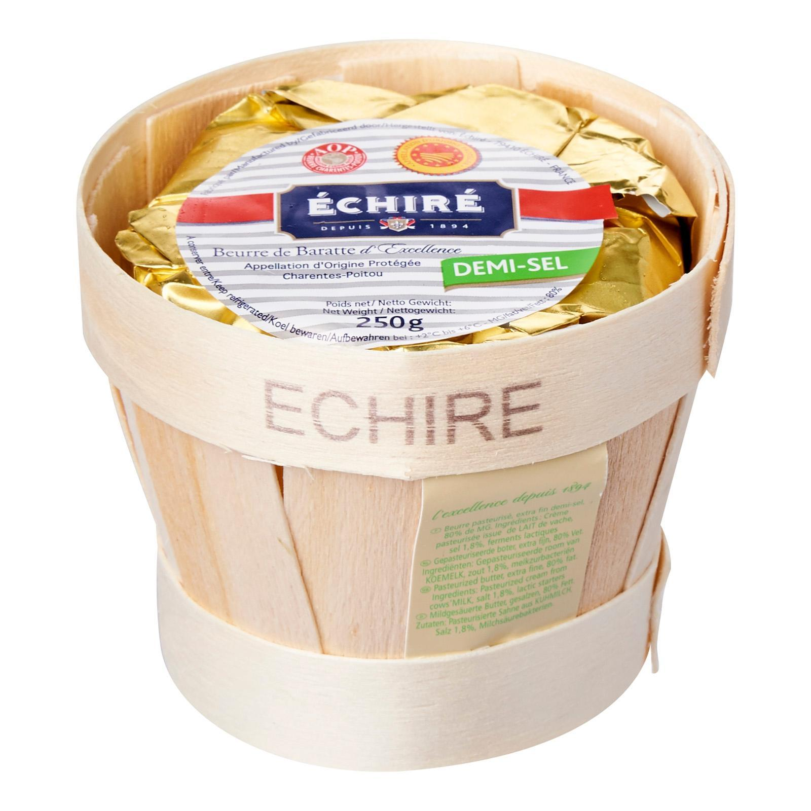 ECHIRE Butter Salted Basket
