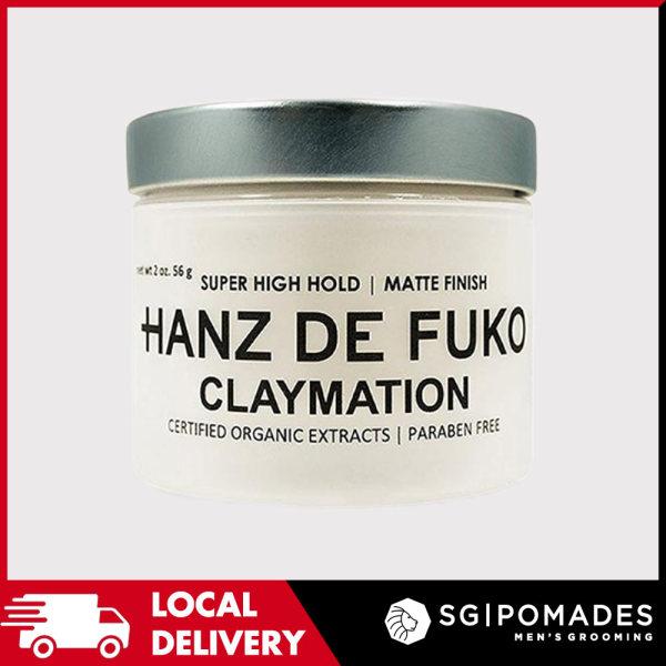 Buy Hanz de Fuko Claymation-SGPOMADES Singapore