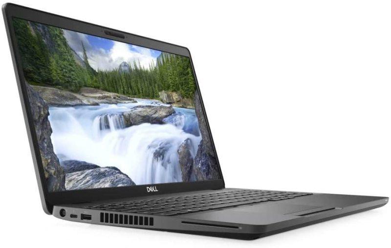 2020 Dell Latitude 5500 15.6 FHD Business Laptop Computer, Intel Quad-Core i7-8665U Up to 4.8GHz, 8GB DDR4 RAM, 256GB SSD, 802.11AC WiFi, HDMI, Windows 10 Pro, YZAKKA USB External DVD + Accessories