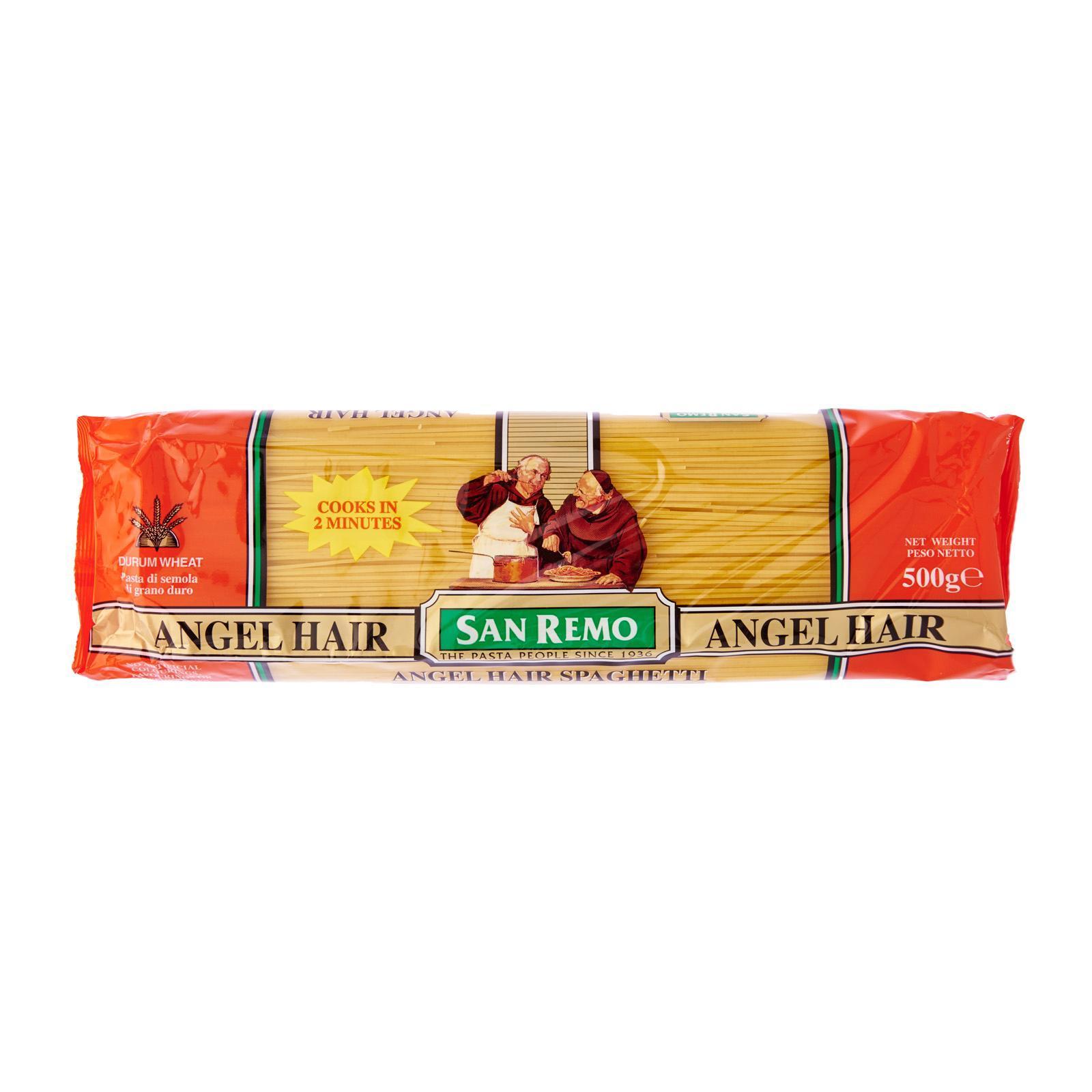 San Remo Pasta Angel Hair (No 9) 500G