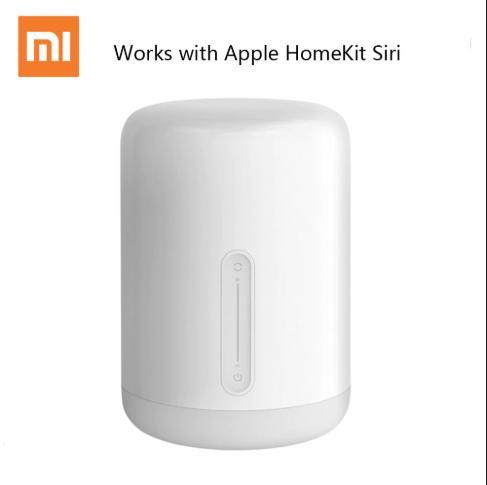 Xiaomi Mijia Bedside Lamp 2 Bluetooth App Control WiFi Connection (EXPORT)