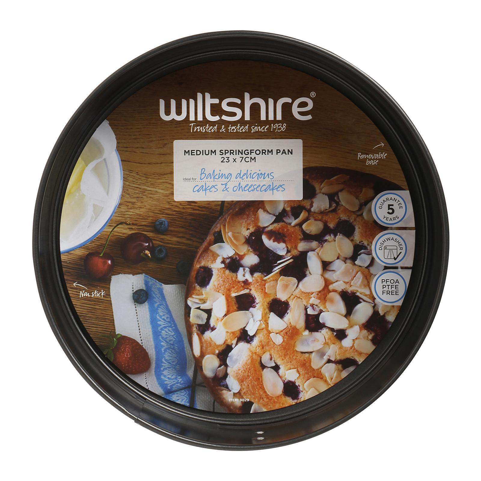 Wiltshire Easybake Medium Springform Cake Pan from RedMart