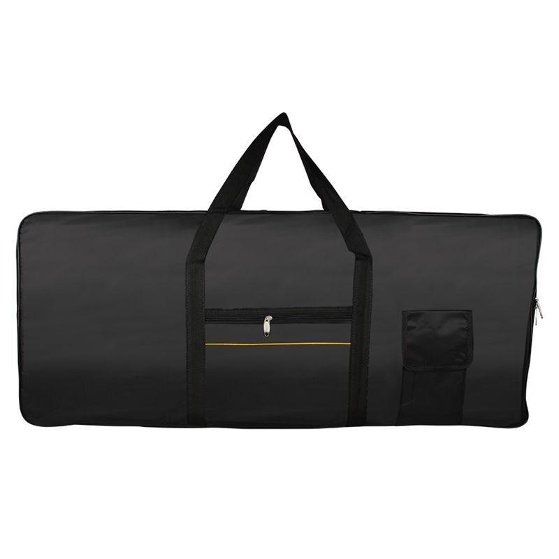 IRIN Waterproof Oxford Portable Woven Case Cover Case for 61 Piano Keyboard Keys Electronic Organ Musical Instruments Accessories