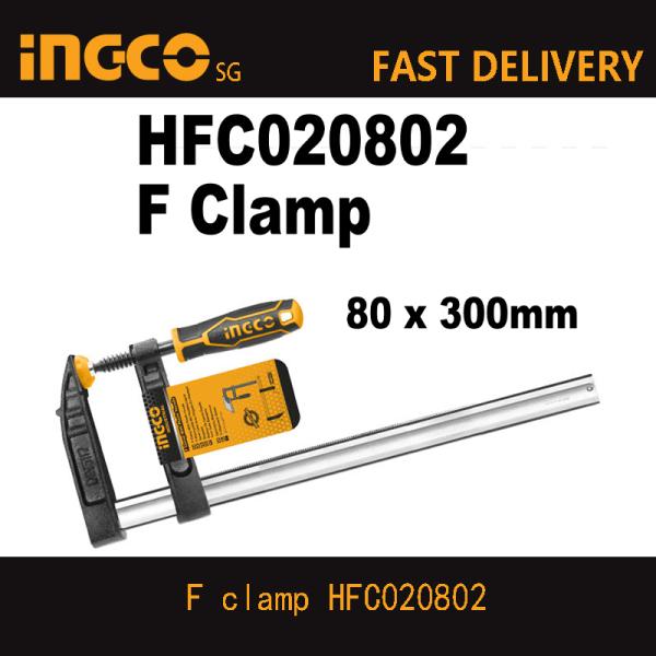 INGCO F clamp HFC020501 HFC020802