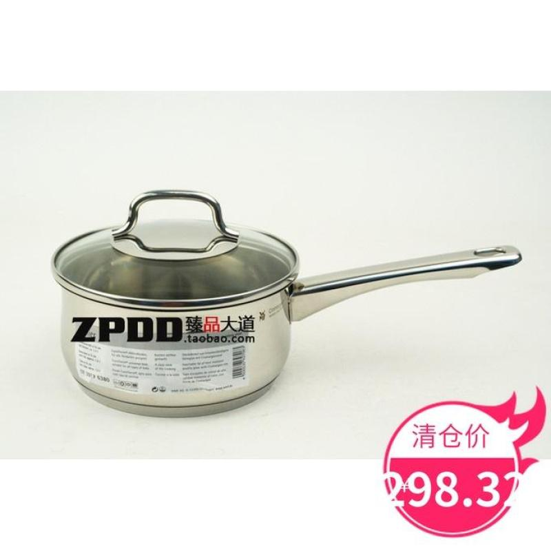 Germany WMF Collier 16cm1. 5L Stainless Steel Milk Pot Stew Pot with Glass Lid Singapore