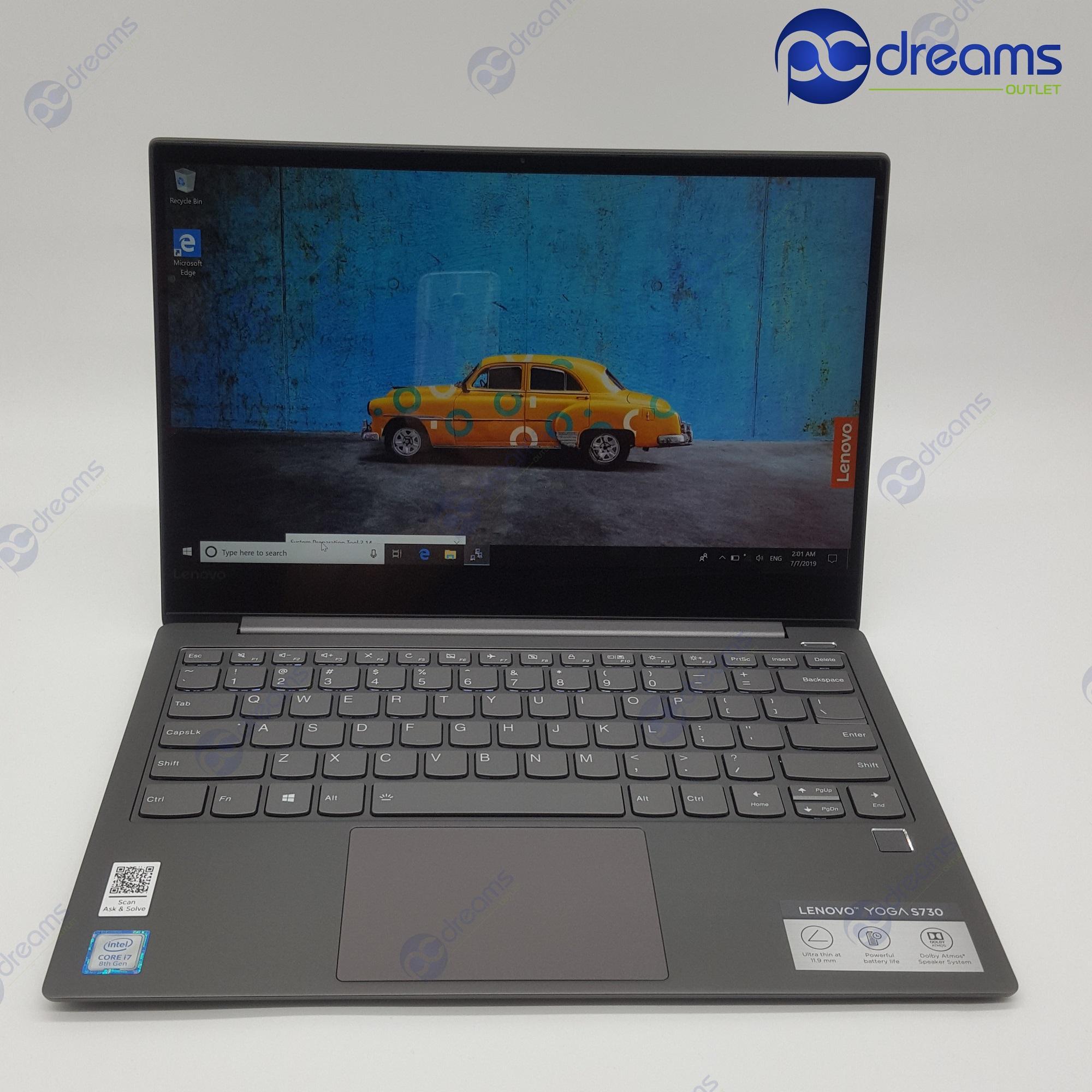LENOVO YOGA S730-13IWL (81J0000ESB) i7-8565U/16GB/512GB SSD [Premium Refreshed]