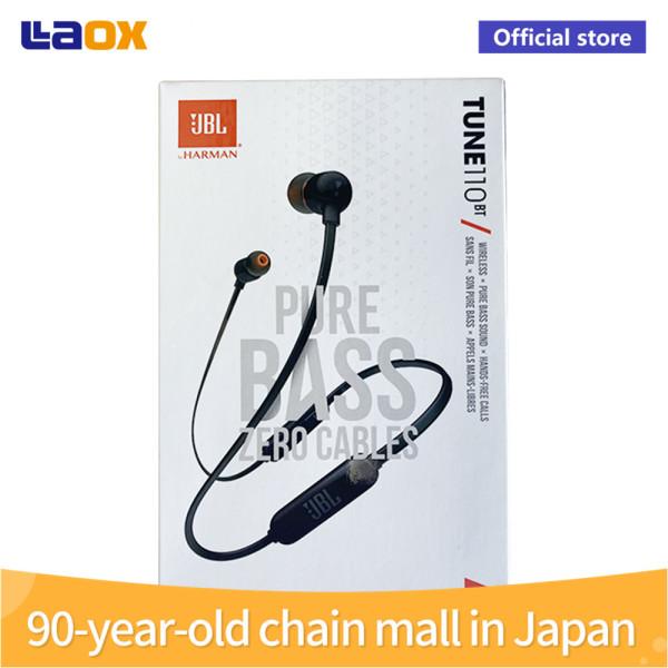 Japan original JBL T110BT wireless bluetooth headset (black) Singapore
