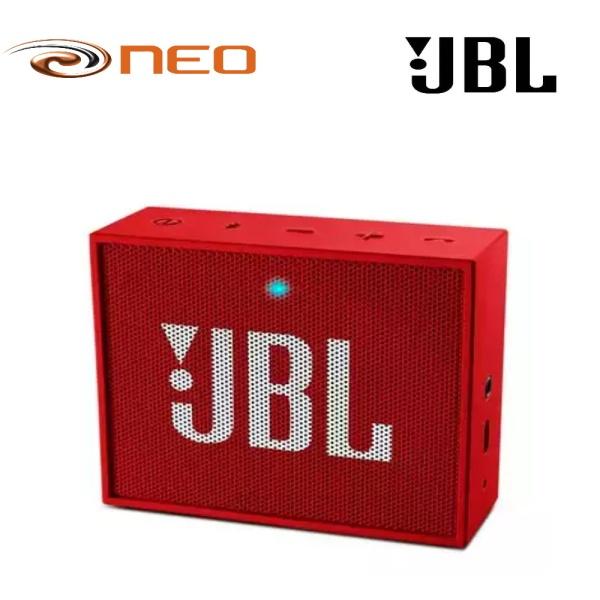 JBL Go Portable Bluetooth Speaker Red Singapore