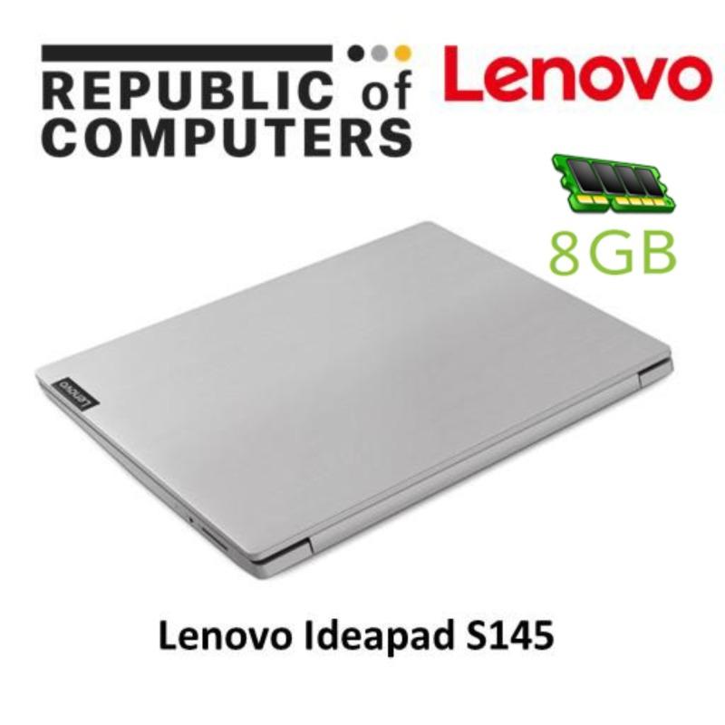 Lenovo Ideapad S145 14IGM- Window 10 home/14 FHD/CELERON N4000/8GB RAM/512GB SSD/Intel UHD Graphic