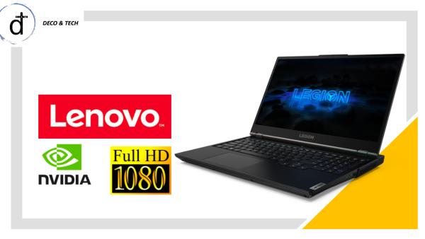 [DECOR & TECH] Post 9/9 Campaign Sale! | Lenovo LEGION 5i | 15.6 FHD | 16GB DDR4 RAM | 512GB M.2 PCIe SSD | GTX1650Ti 4GB GDDR6