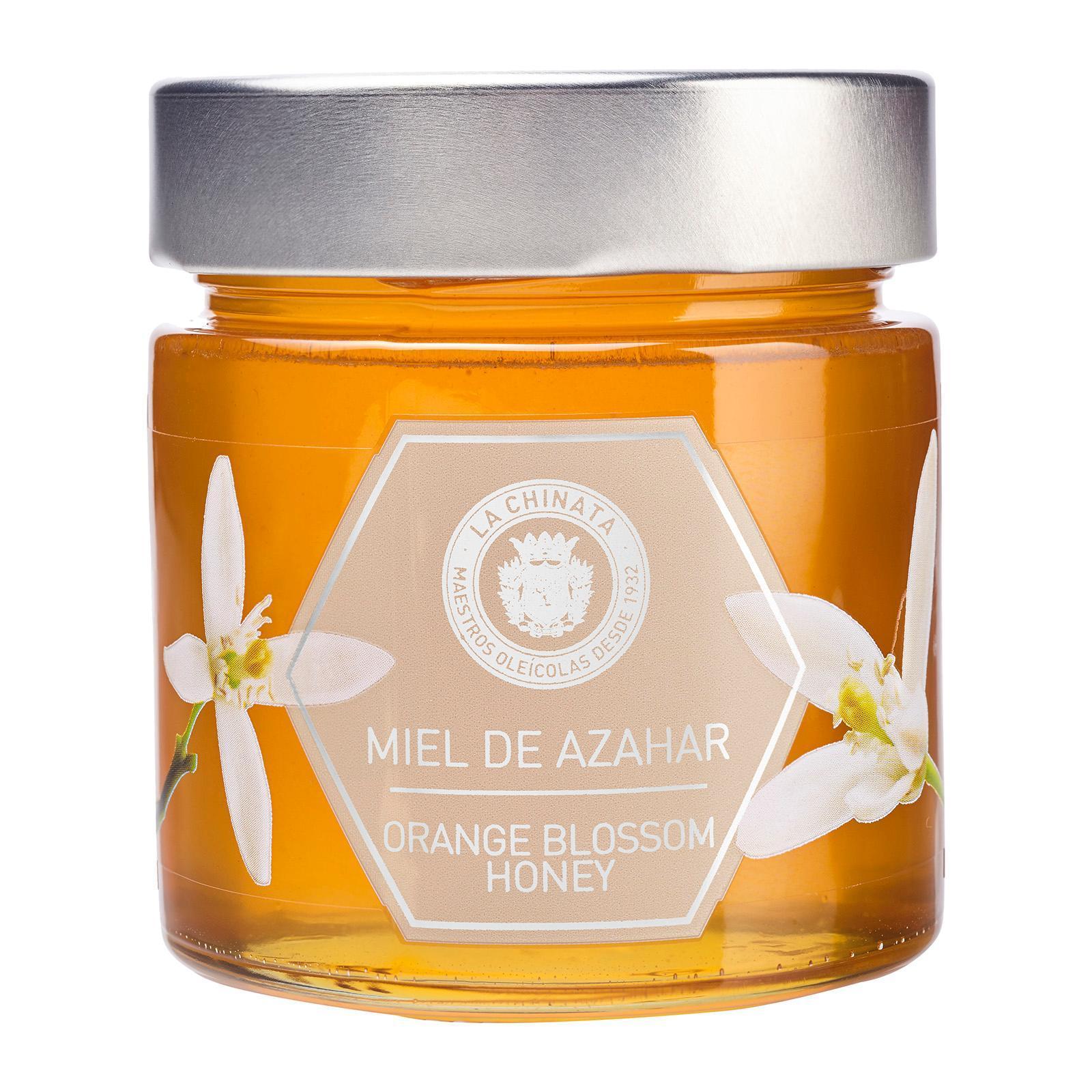 La Chinata Spanish Orange Blossom Honey - By TANINOS