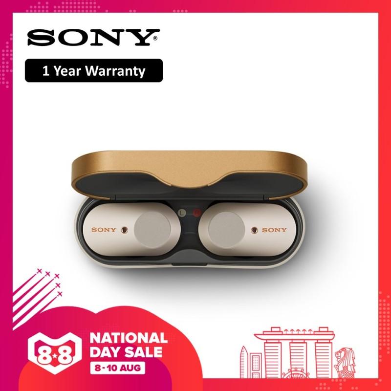 Sony WF-1000XM3 True Wireless Noise Cancelling Earbuds WF1000XM3 (1 Year Warranty) Singapore