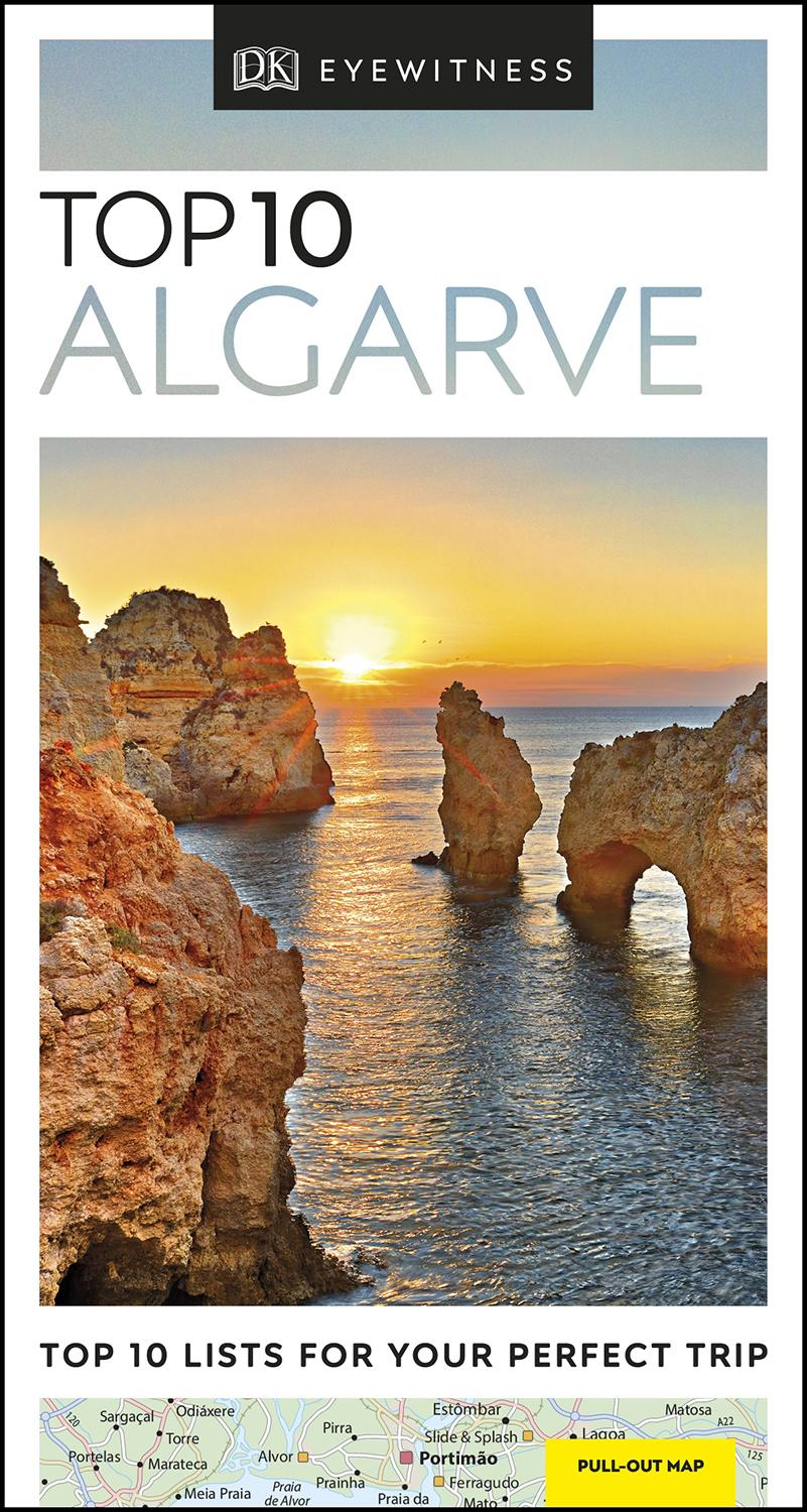 Top 10 Algarve (DK Eyewitness Travel Guide) by Unknown Author