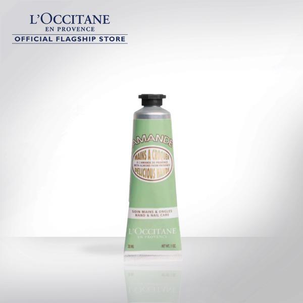 Buy LOCCITANE Almond Delicious Hand Cream 30ml Singapore