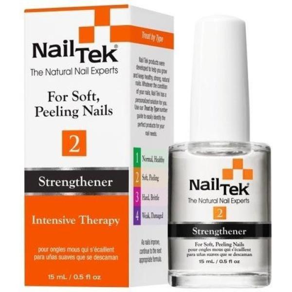 Buy NAIL TEK INTENSIVE THERAPY 2 0.5 FL OZ – FOR SOFT, PEELING NAILS Singapore