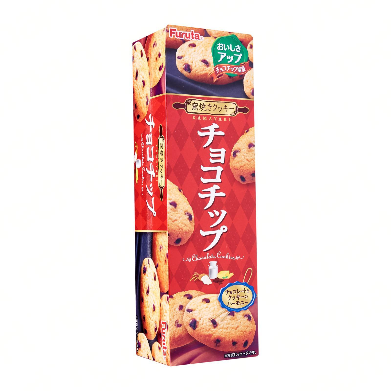 Kirei Furata - Japan Chocolate Chips Cookies Snack 80.4G