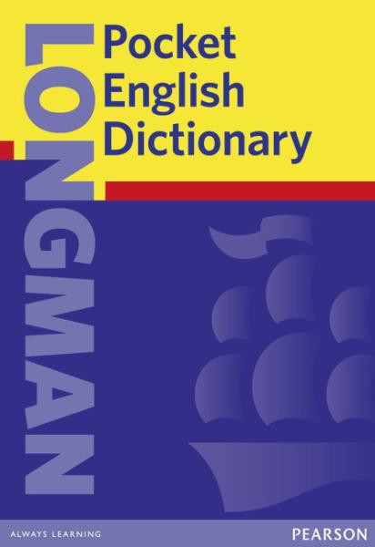 Pearson Longman Pocket English Dictionary (Cased)