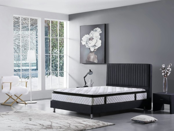 My Honey Bamboo Foam Hotel Mattress + Free Delivery (worth $150)