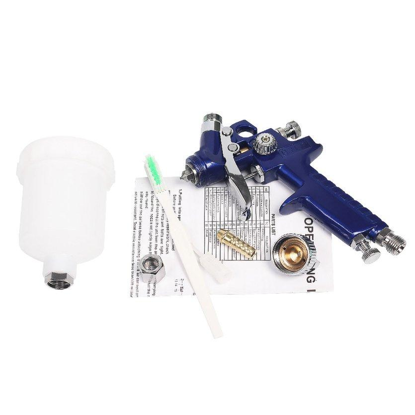 TOP 0.8mm Nozzle Air Spray g*n Mini Airbrush For Wall Car Painting Compressor