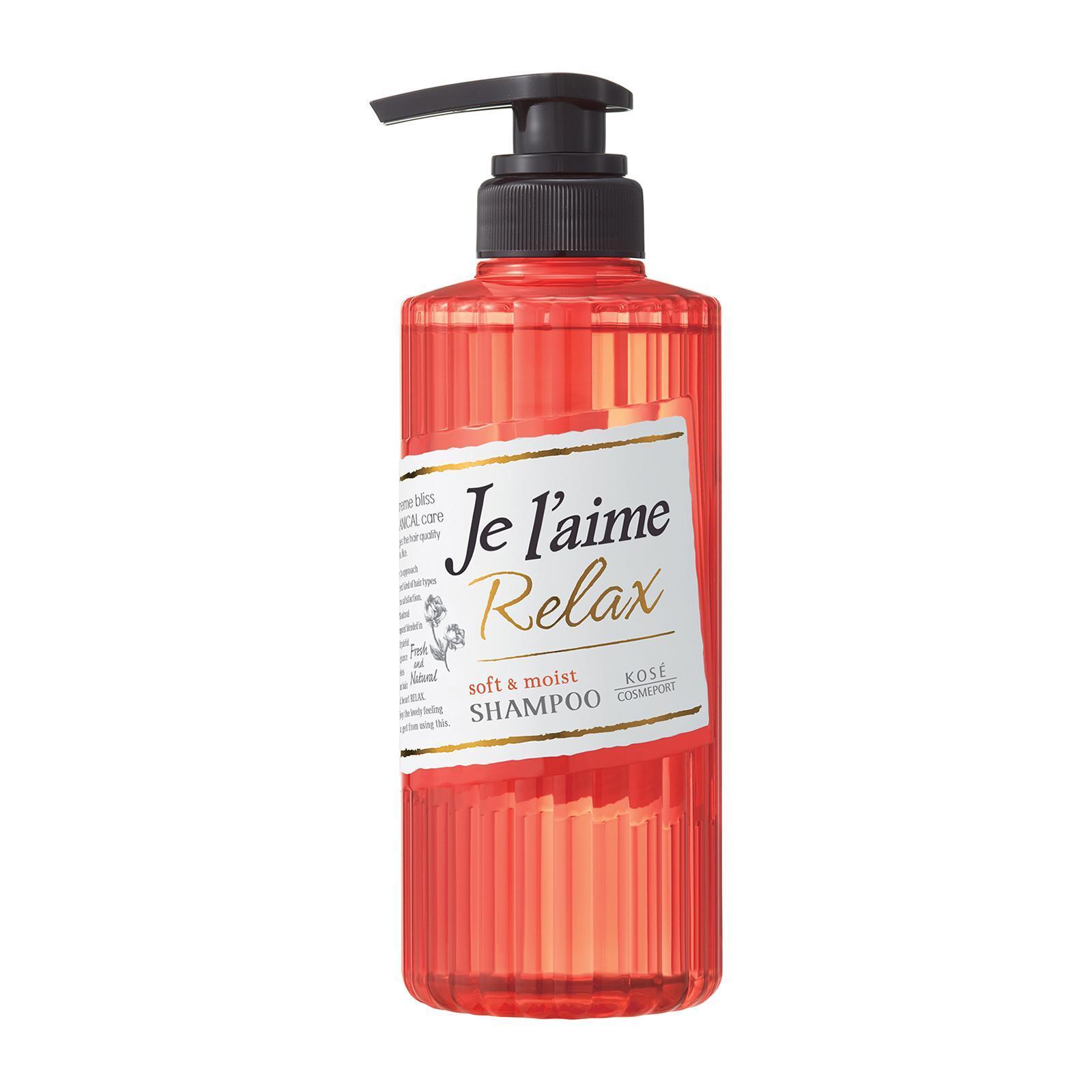Kose Cosmeport Je L'aime Relax Shampoo Soft and Moist