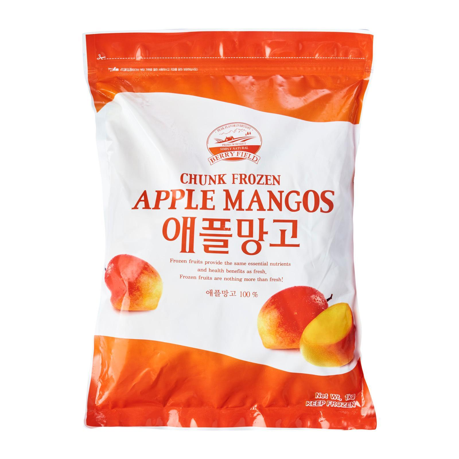 Berry Field Apple Mango Fruits - Frozen