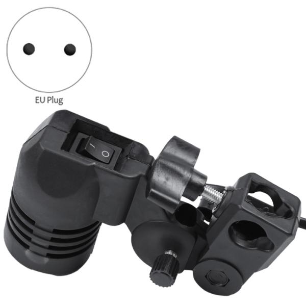 Giá Photography Photo Light Bulb Single Holder E27 Pedestal Studio EU plug