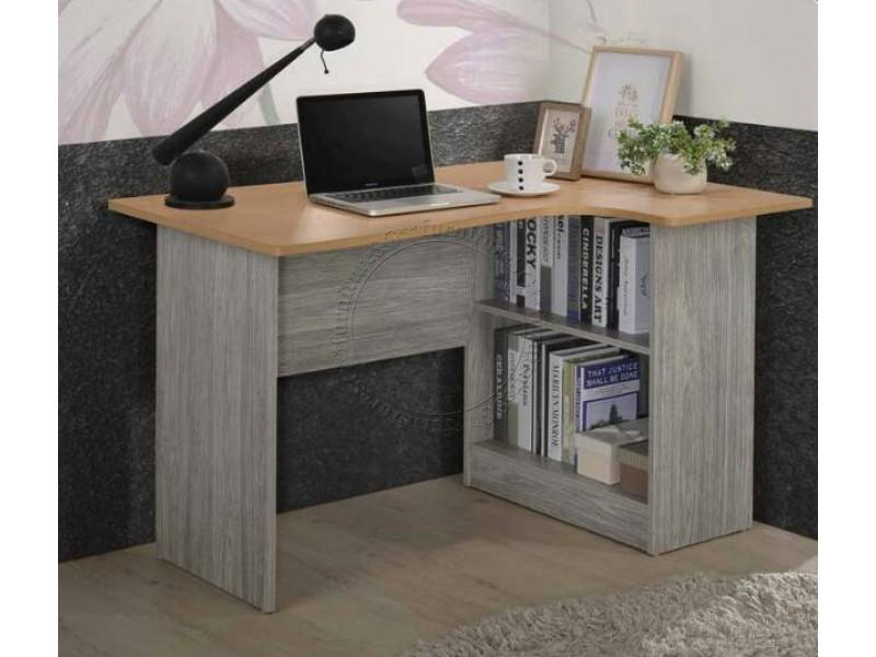 (FurnitureSG) L-Shape Writing Table *Free Delivery & Installation*
