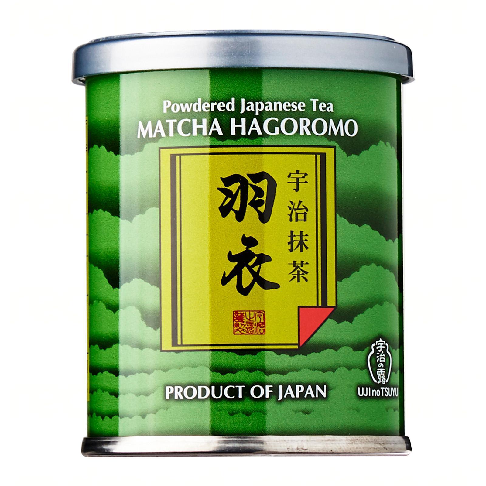 Ujinotsuyu Matcha Hagoromo Japanese Matcha Powder - by J-mart Japanese Food Market