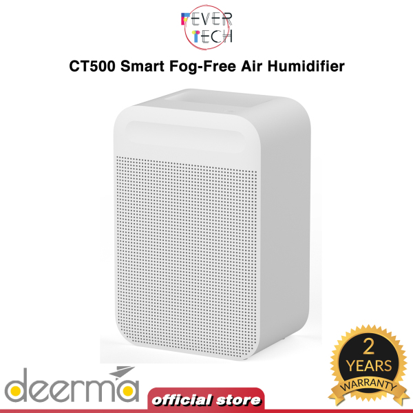 Deerma CT500 Smart Fog-Free Air Humidifier Silent Constant Temperature Mist Free With Smart APP Remote Singapore