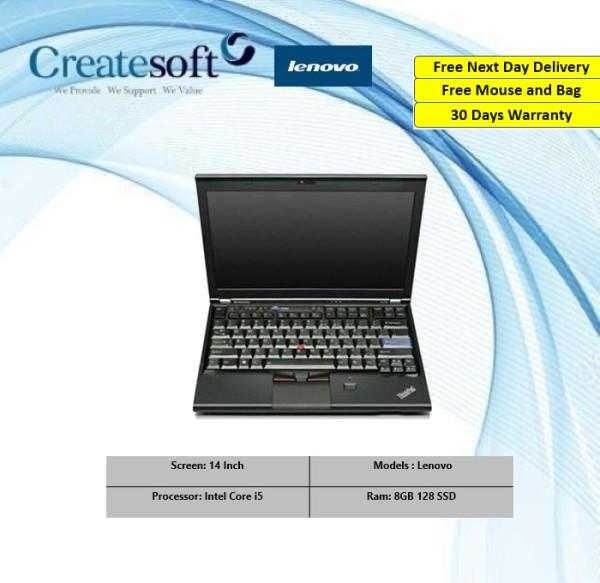 Lenovo ThinkPad x220 8GB 128GB SSD