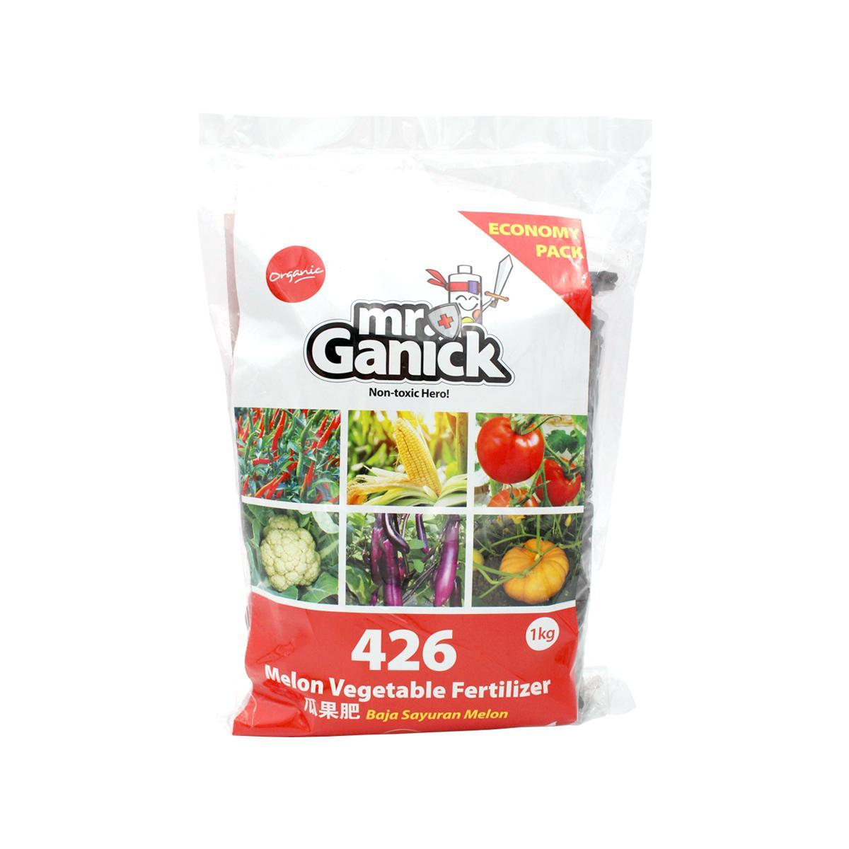 Baba Mr Ganick 426 Melon Vegetable Fertilizer (1 Kg)