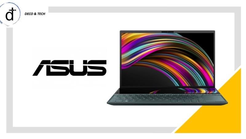 [DECOR & TECH] Post 9/9 Campaign Sale! | ASUS ZenBook Duo UX481FL-HJ113T 14 FHD | i7-10510U | 16GB RAM | 1TB M.2 SSD | NVIDIA GeForce MX250 2GB