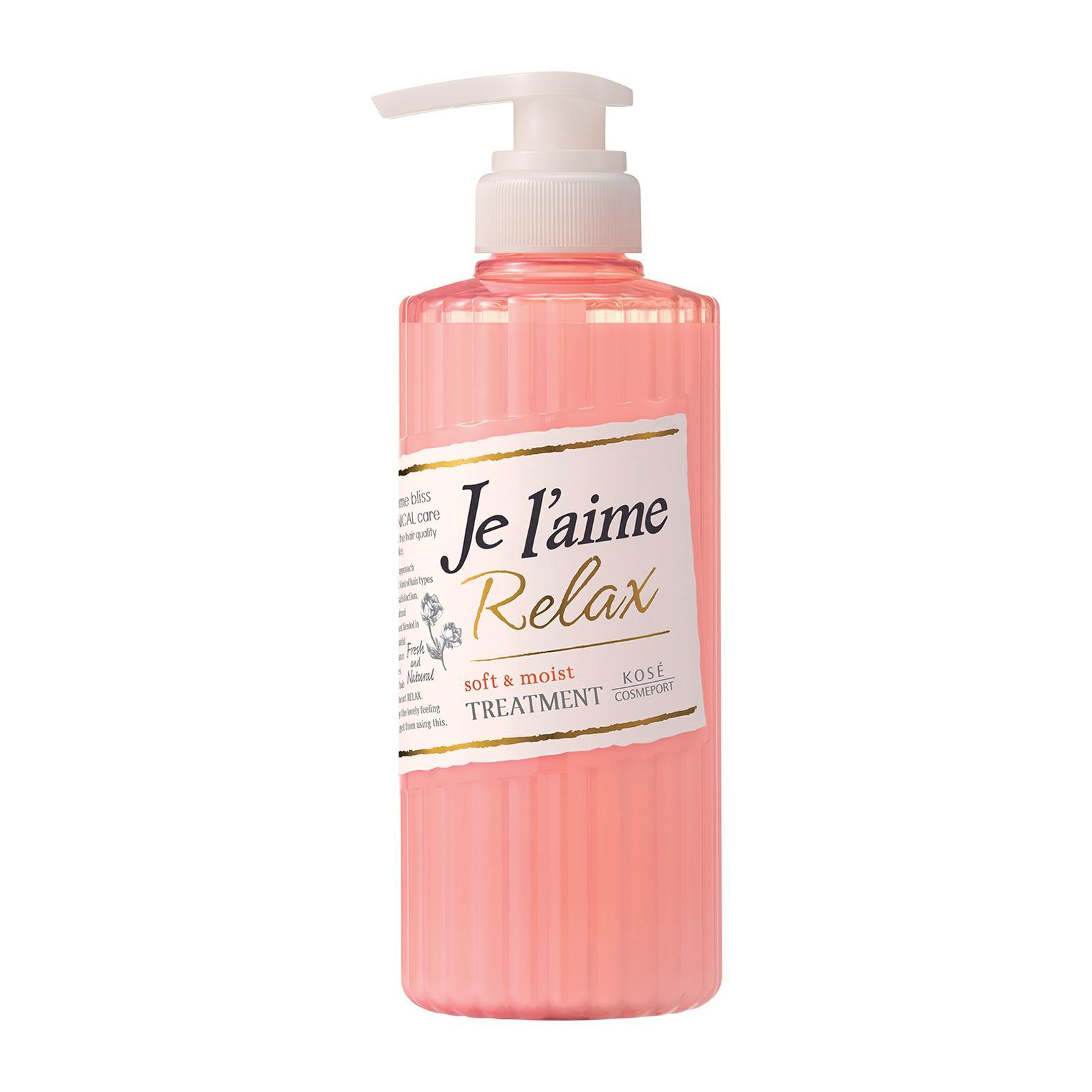 Kose Cosmeport Je L'aime Relax Treatment Soft and Moist
