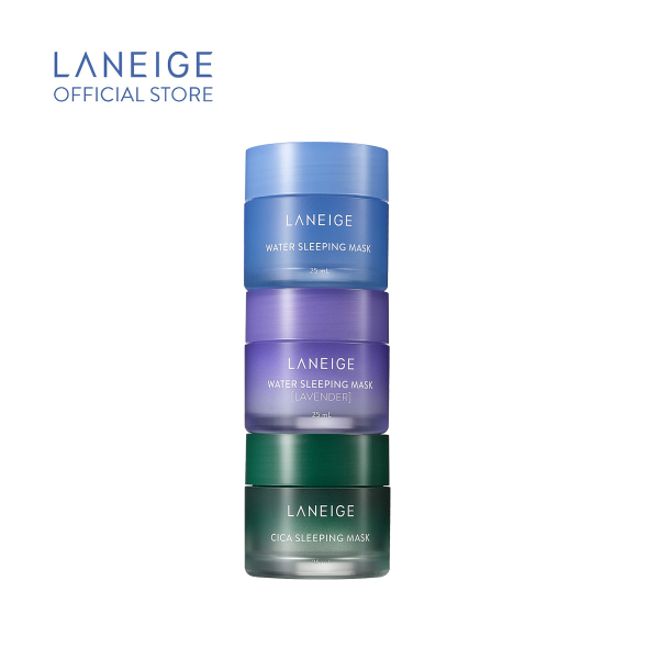 Buy (2020 Holiday Collection) LANEIGE Mini Sleeping Mask Set 25ml x 3 Singapore