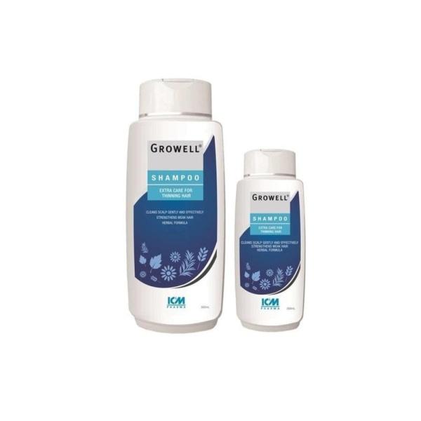 Buy ICM Growell Shampoo 500+200ml Singapore