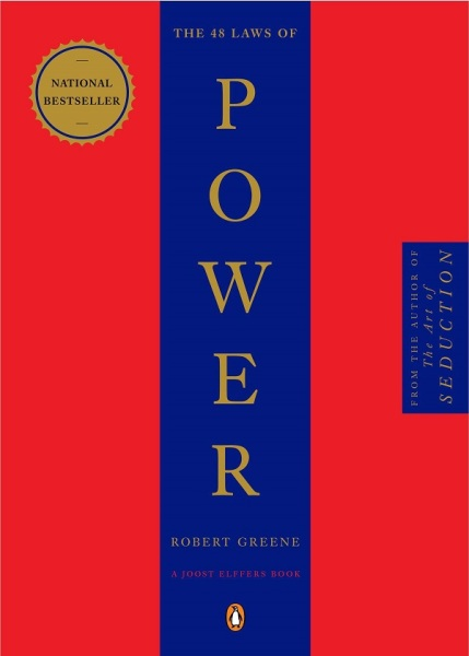 The 48 Laws of Power / English Non Fiction Books / (9780140280197)
