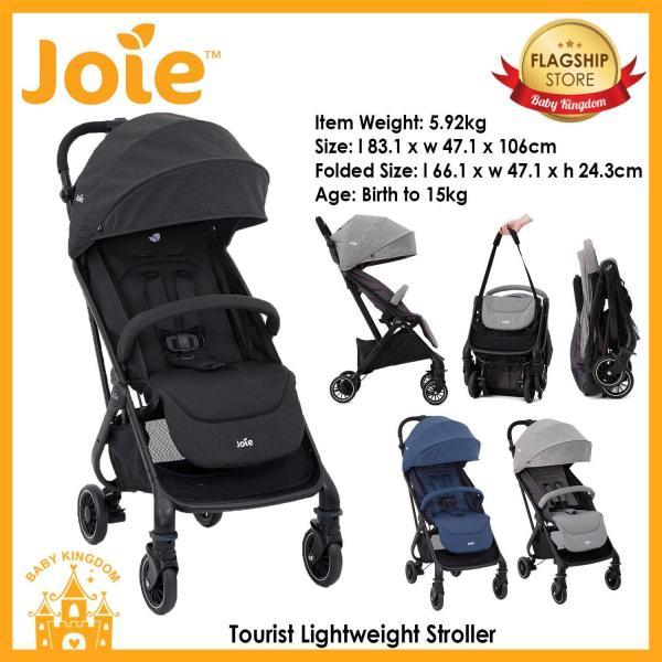 Joie Tourist Compact Lightweight Stroller Singapore