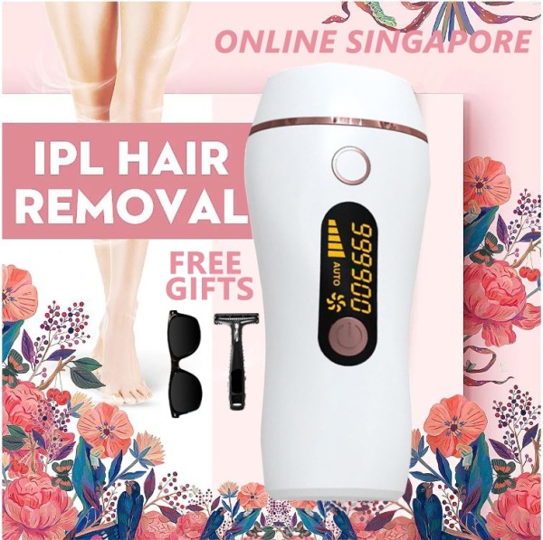 Buy IPL Permanent Painless Hair Removal 2020 (Ready Stock) Singapore