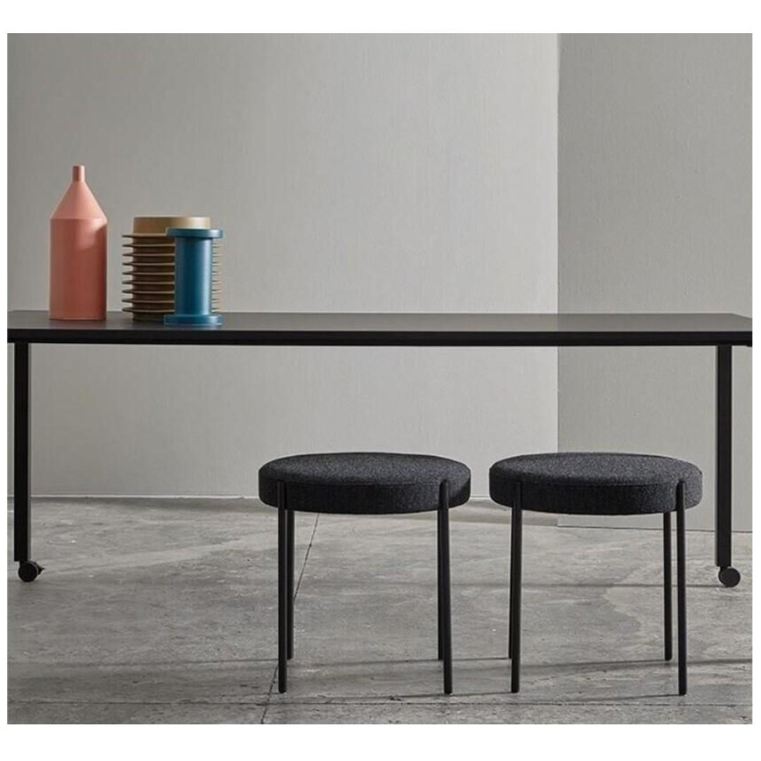 CSC 039 Dining Stools with Cushion